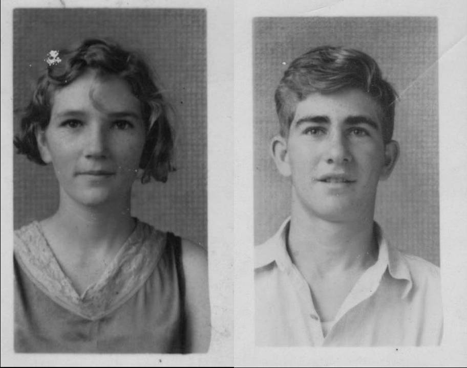 Edna and Floyd Gann